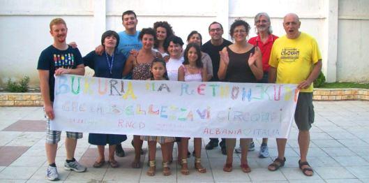 MISSIONE  TERABITHIA 2012 gruppone